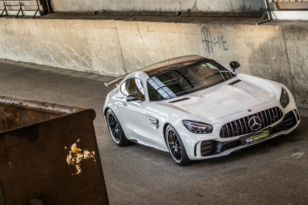 Mercedes-Benz AMG GT R Coupé – V8 BITURBO